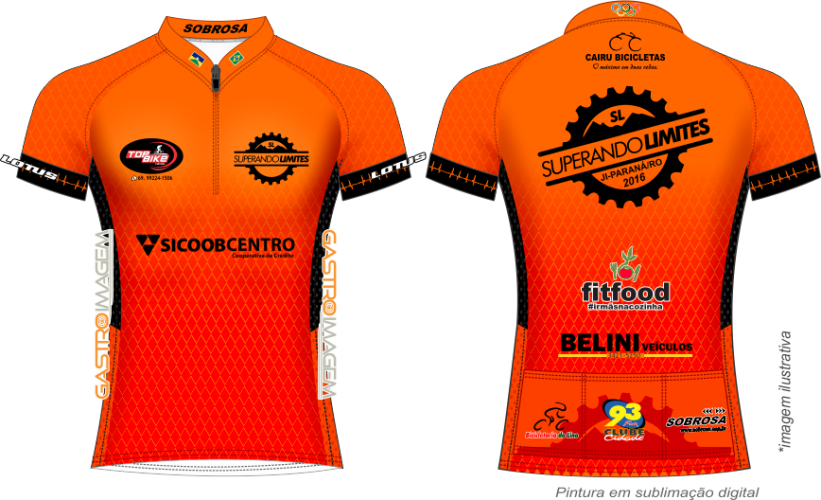 Camisa Ciclismo PERS013